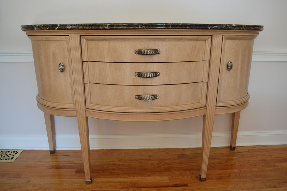 Contemporary Dining Room Sideboard