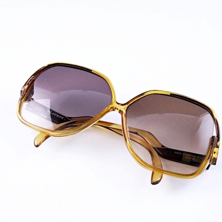 1a36b6ee13 Vintage Playboy Sunglasses   EBTH
