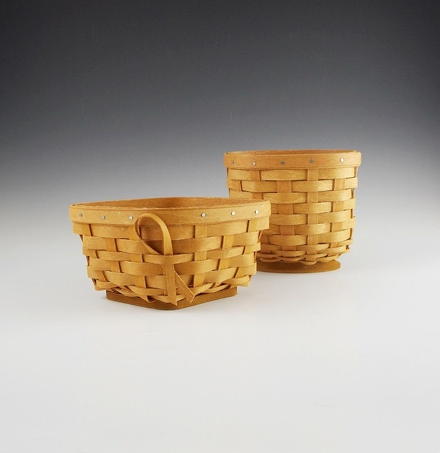 Longaberger baskets ebth Longaberger baskets for sale