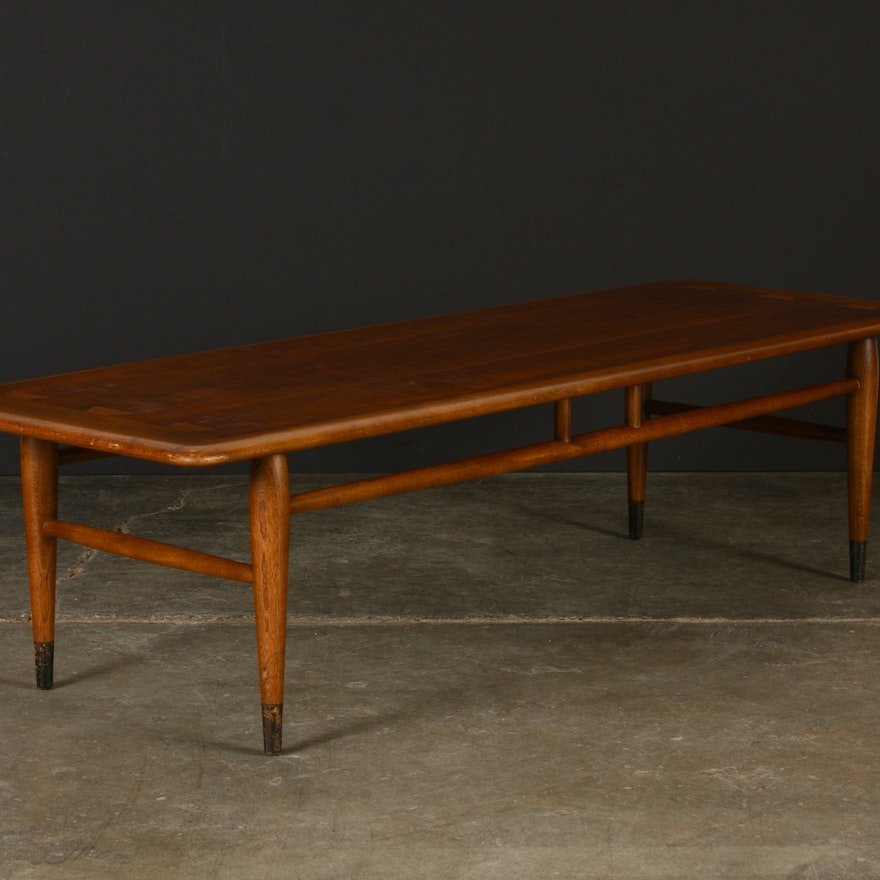 Mid Century Lane Coffee Table : EBTH