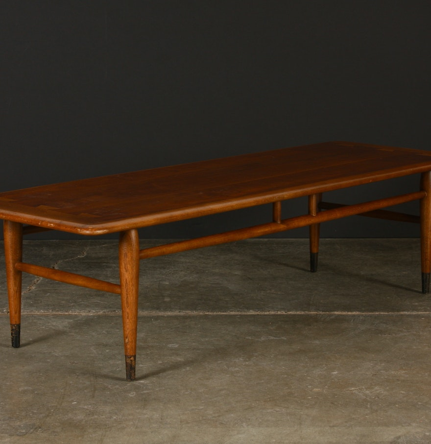 Mid Century Lane Coffee Table EBTH