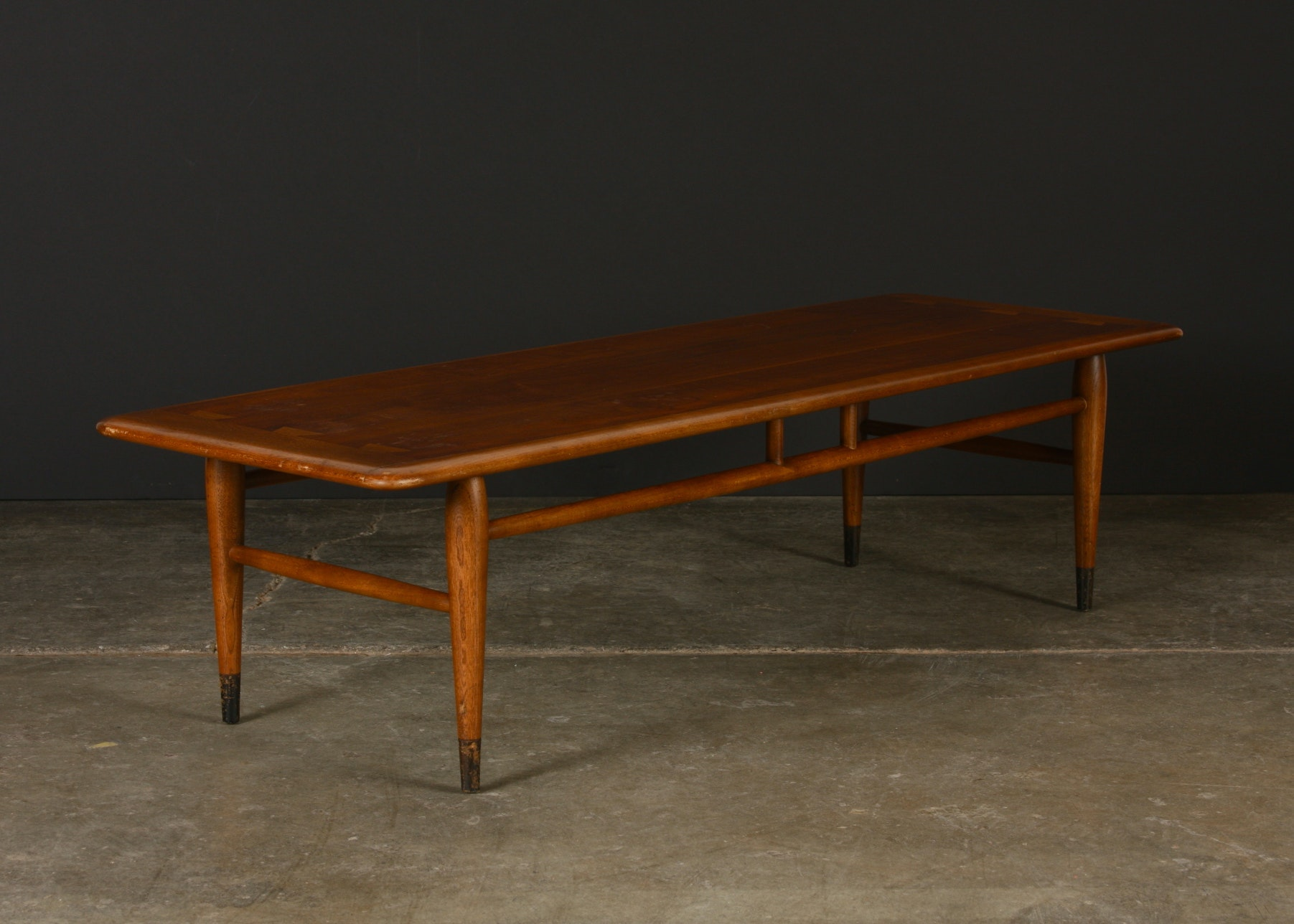 Merveilleux Mid Century Lane Coffee Table ...