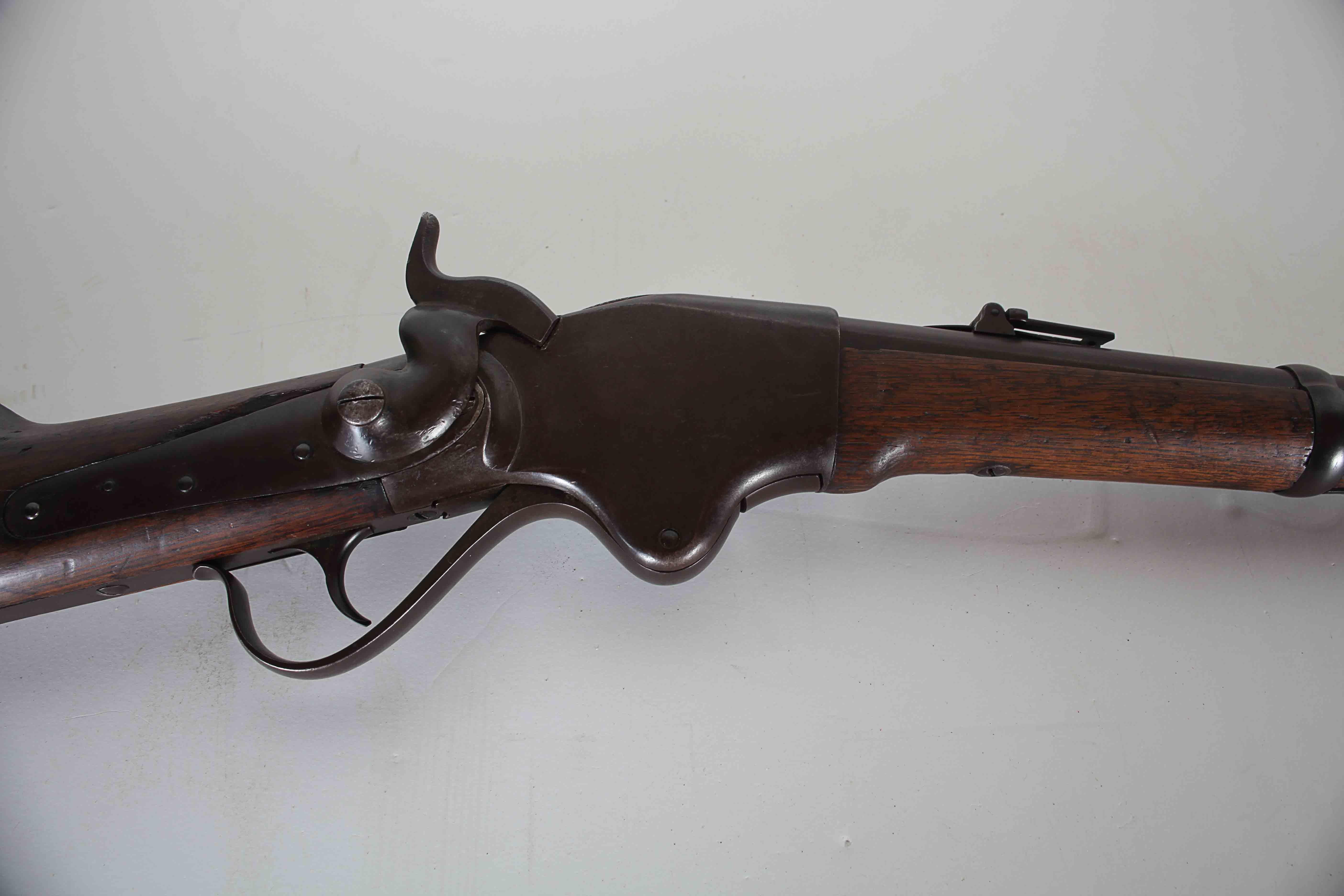 Spencer Model 1860 Carbine, Civil War Era Rifle