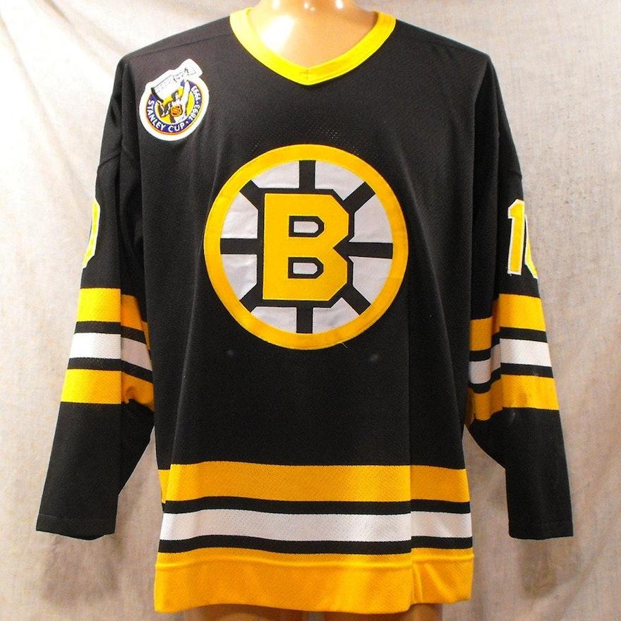 on sale fe7c8 5869e Dimitri Kvartalnov Game Used Boston Bruins Hocky Jersey