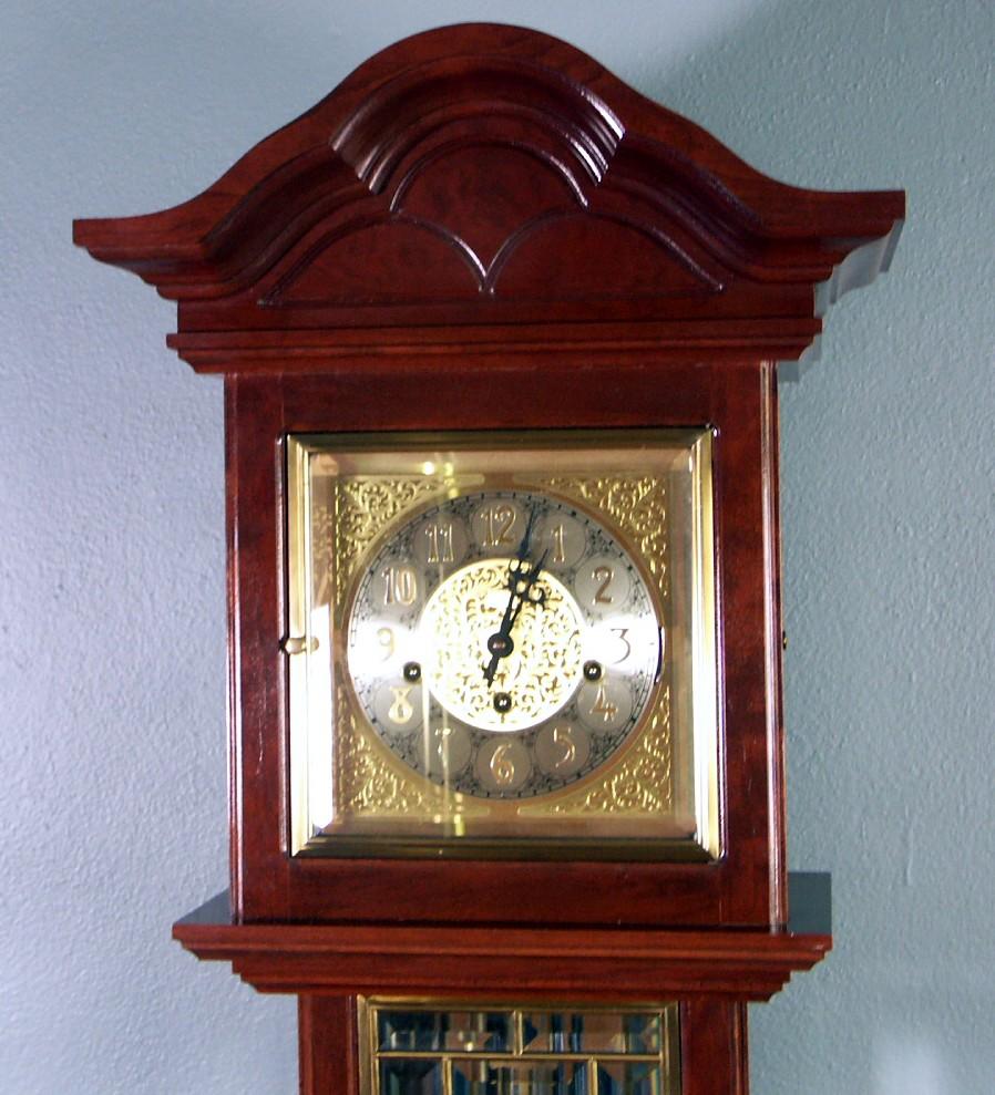 Ansonia Grandmothers Clock EBTH