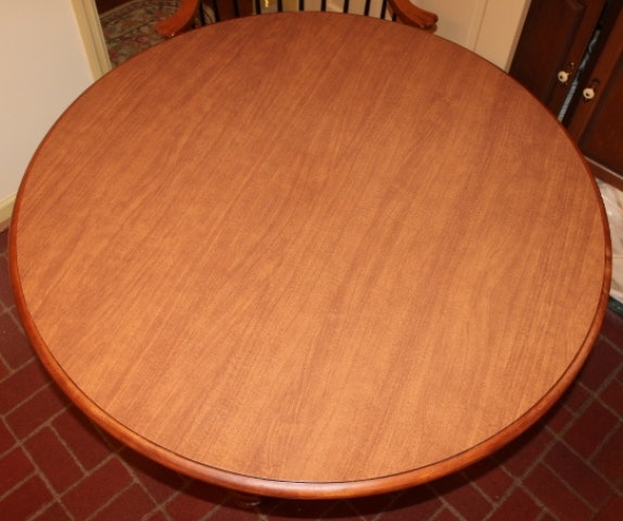 Maple Kitchen Table With Chair And Bench Ebth