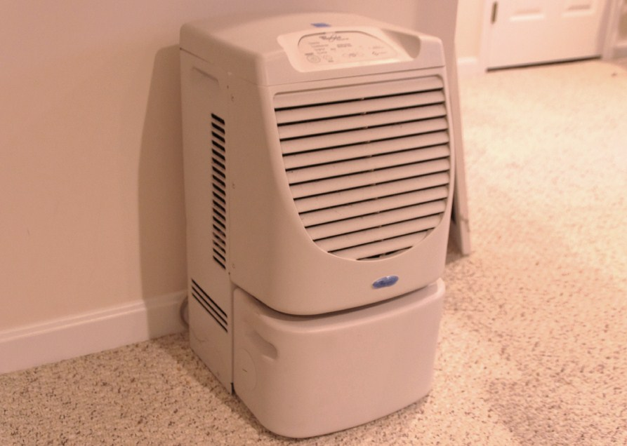 Whirlpool Accudry Dehumidifier Owner Manual