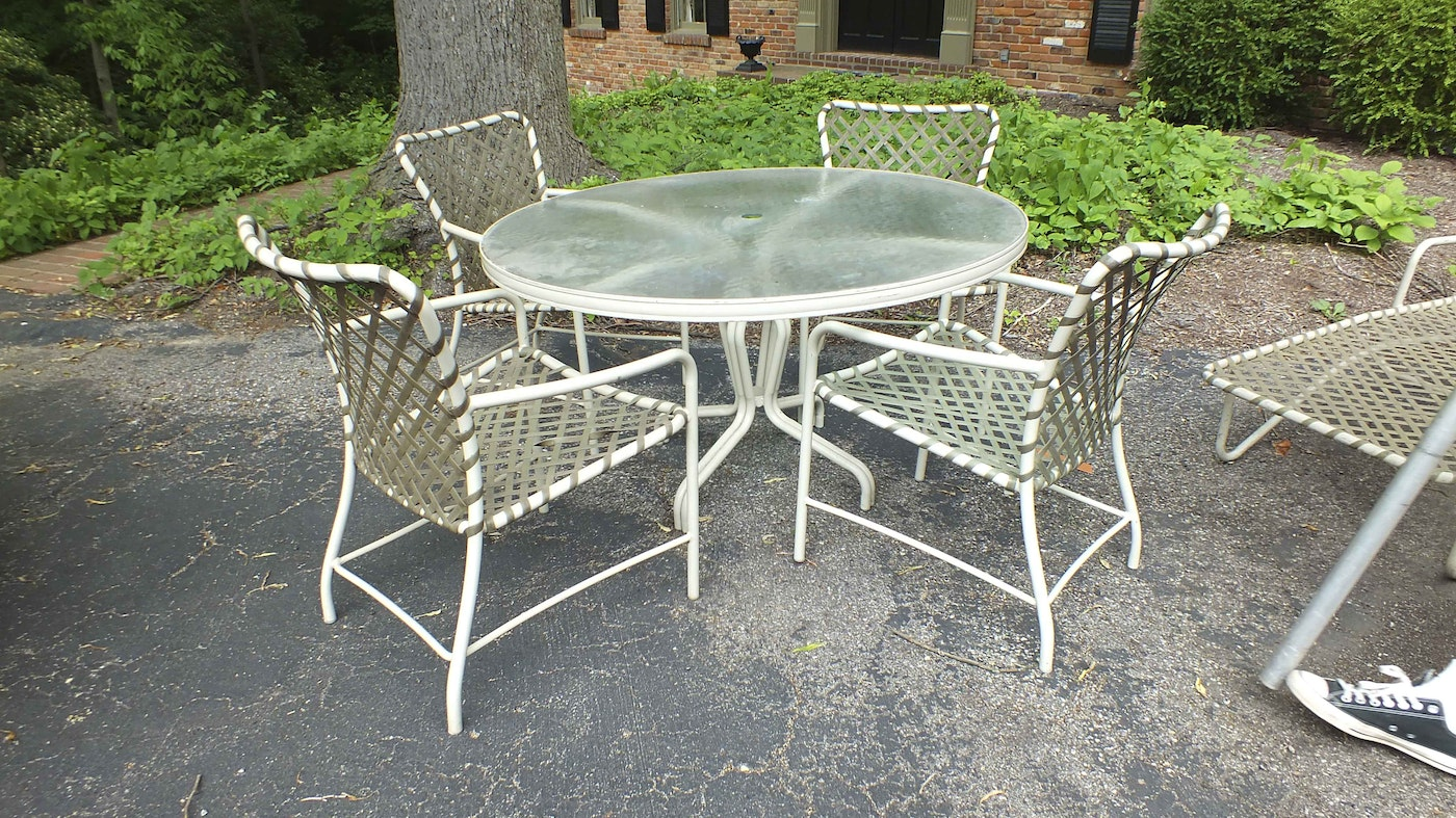 Brown Jordan Patio Furniture Ebth