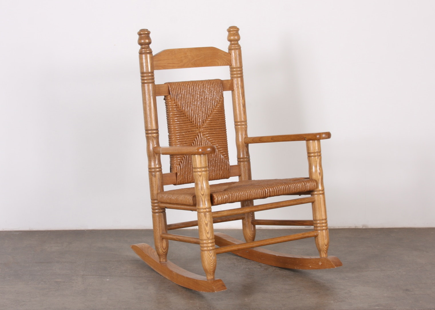 Childu0027s Wood Rocking Chair From Cracker Barrel ...