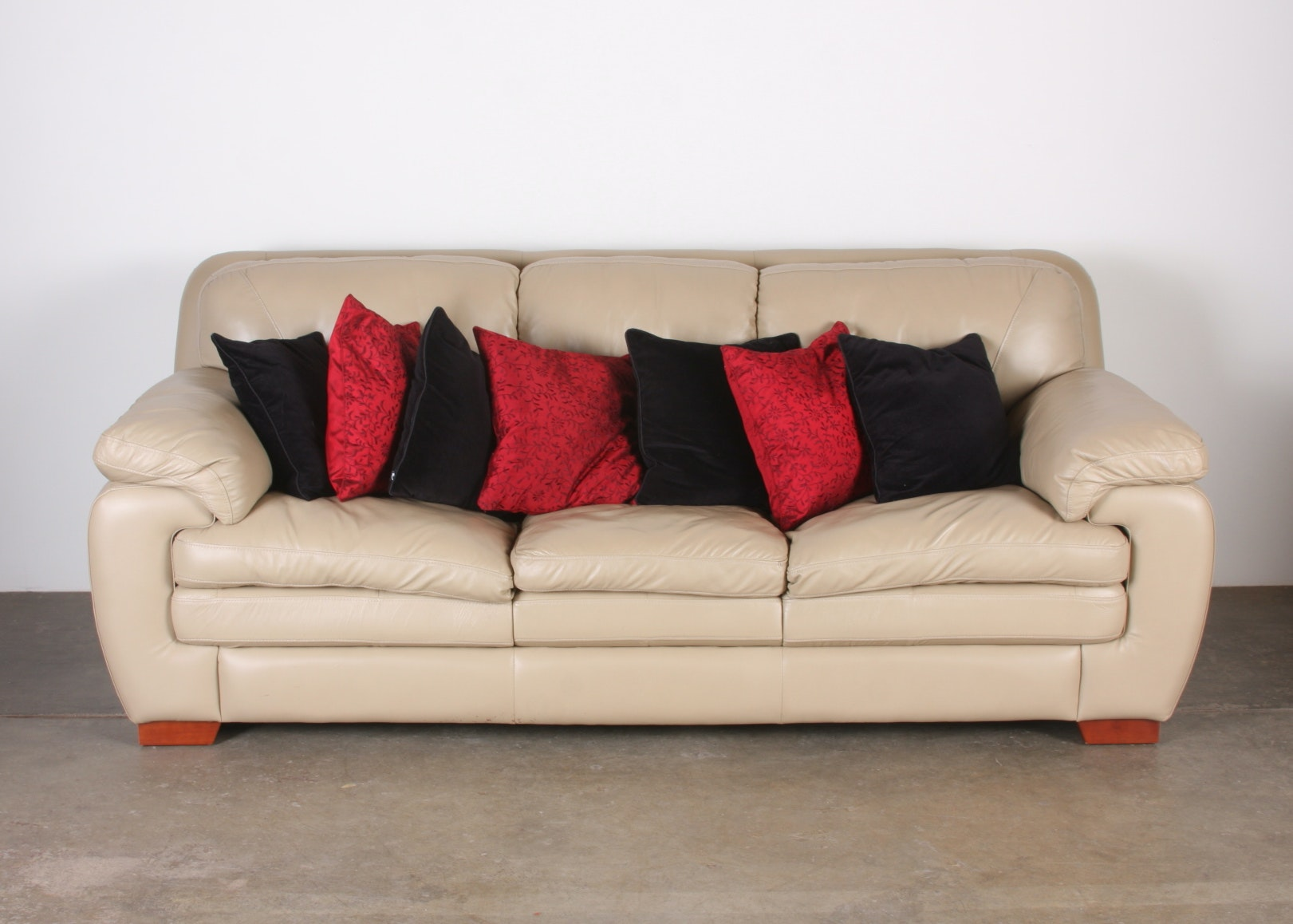 Leather Sofa By Superb Creations ...
