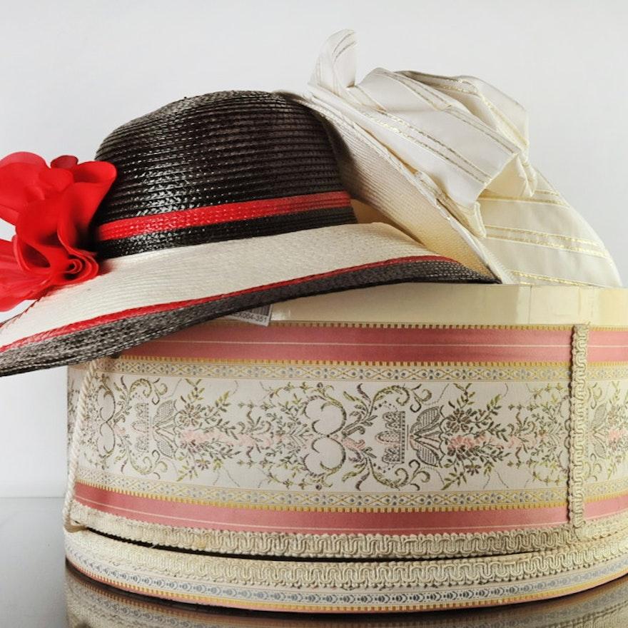 70c697b49a1 Derby Style Women s Hats   EBTH
