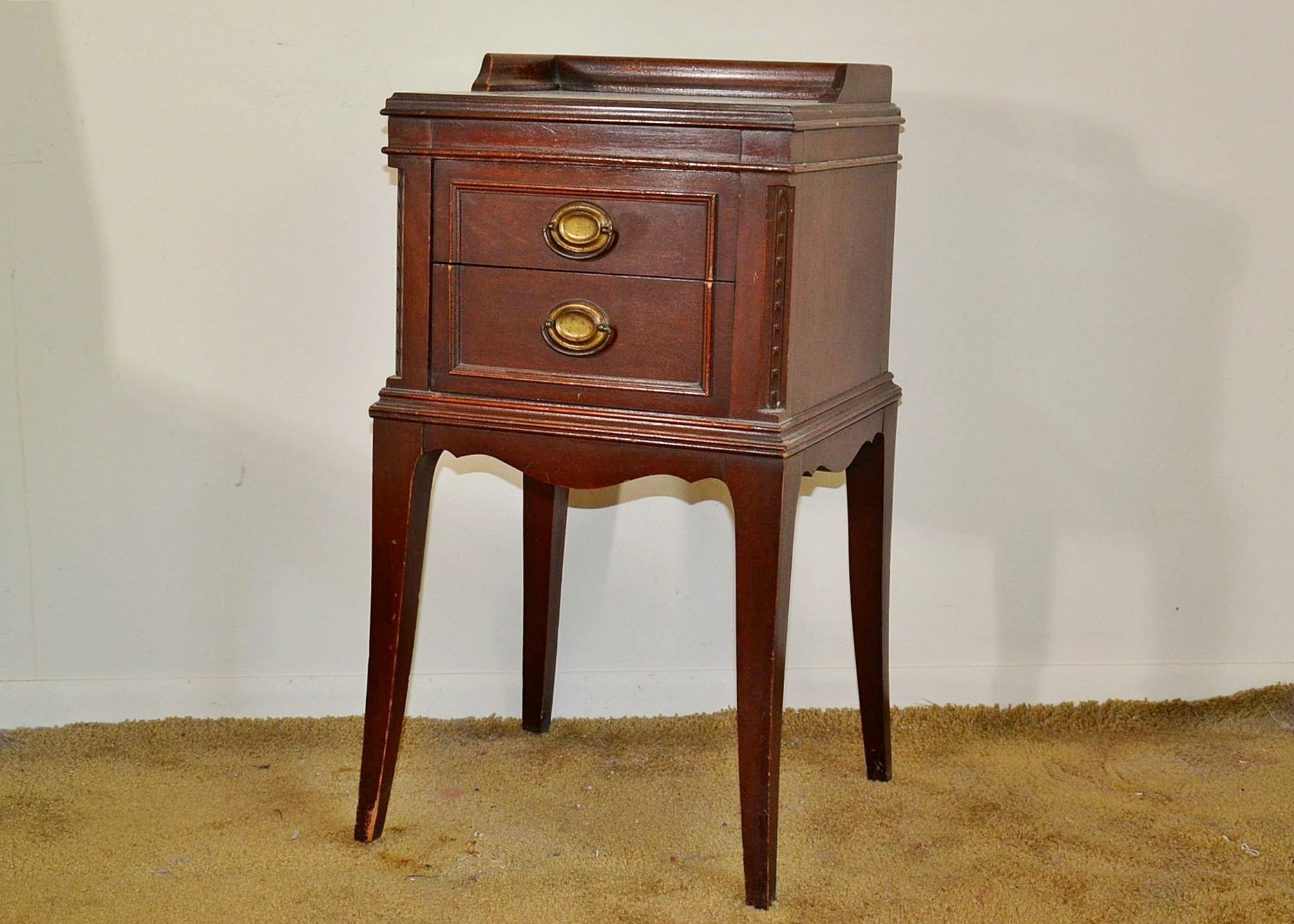 Perfect Thomasville Chair Company Mahogany Side Table.
