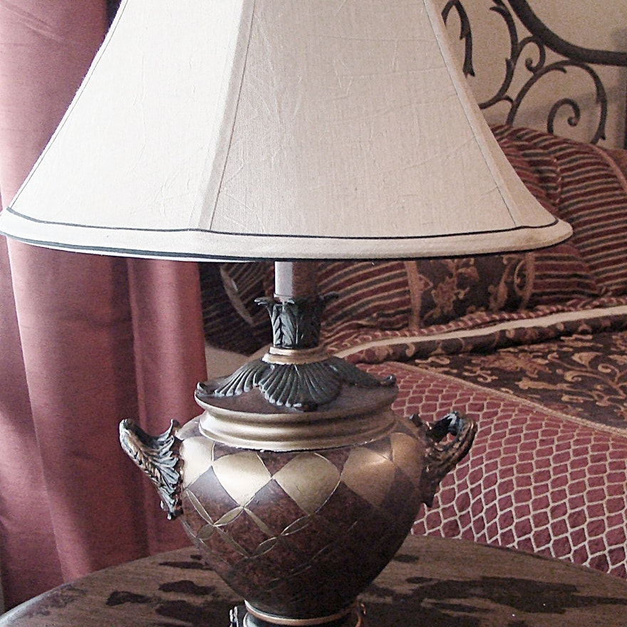 Tuscan Style Table Lamp