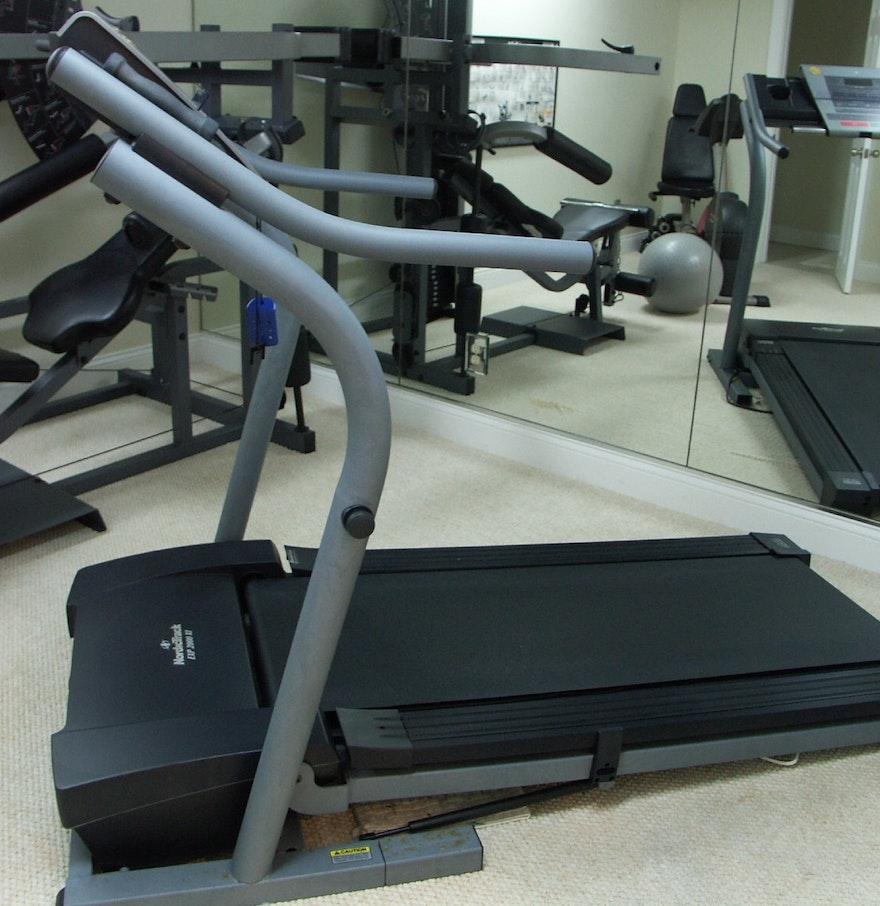 NordicTrack EXP 2000 XI Treadmill : EBTH