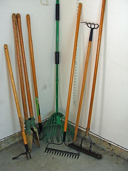 Garden Implements ...