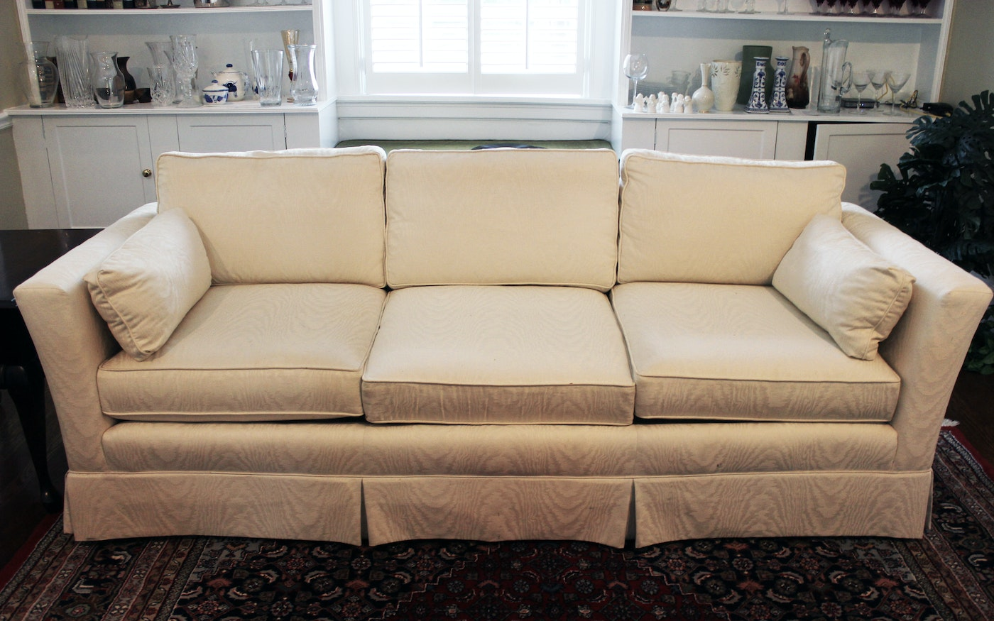Designer Upholstered Sofa By Lt Designs Ebth