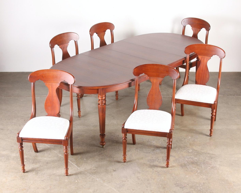 lexington vestiges dining table u0026 chairs ebth