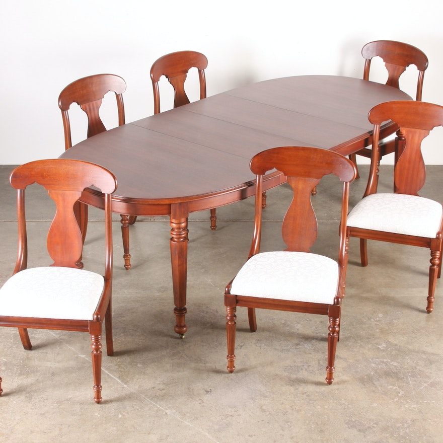 Lexington Dining Room Furniture: Lexington Vestiges Dining Table & Chairs
