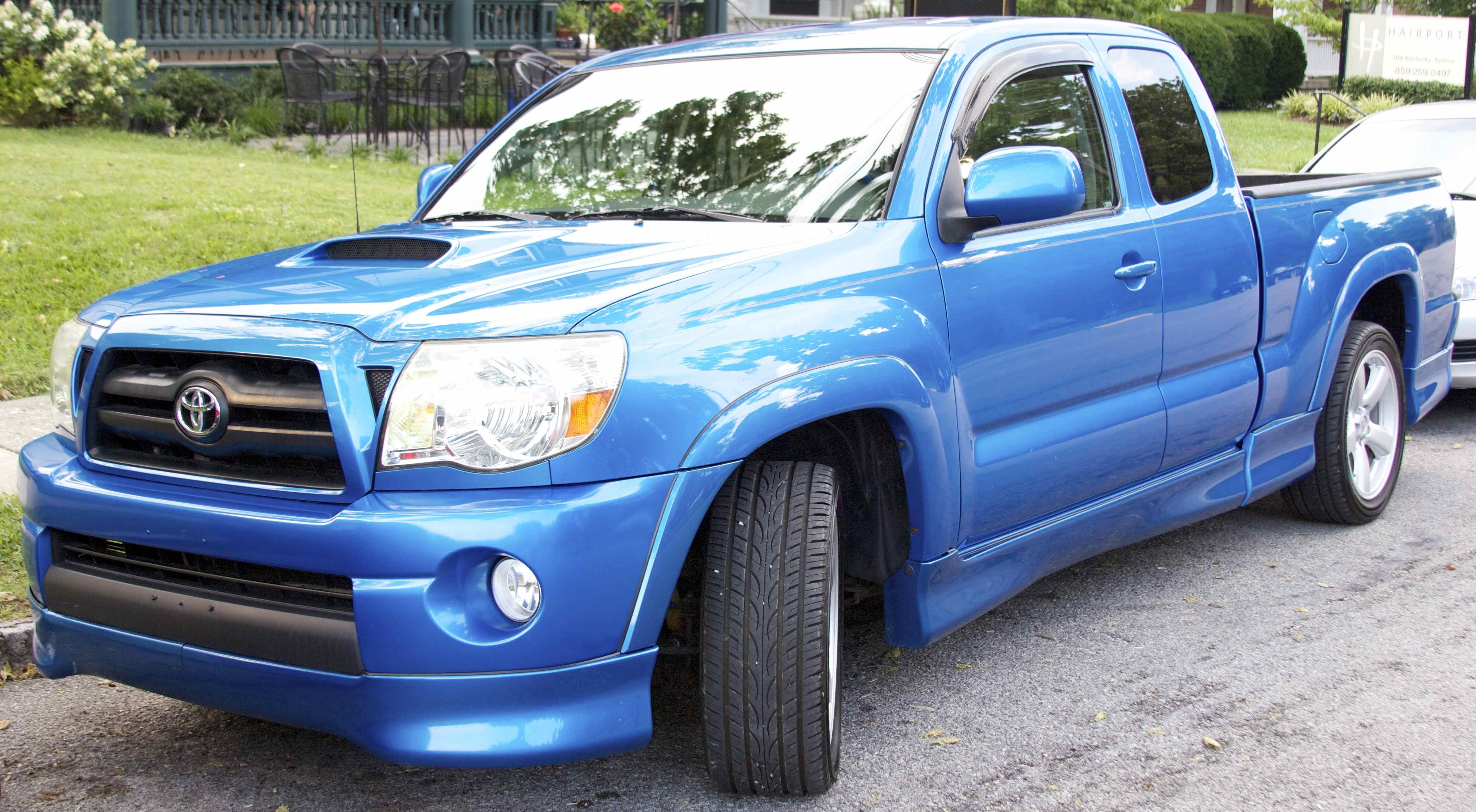 2005 TACOMA XTRACAB PICKUP TRUCK