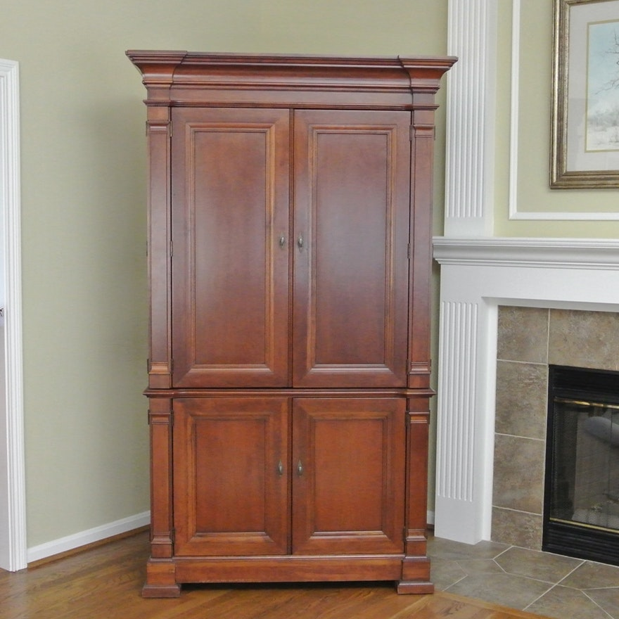 Furniture Entertainment Armoire