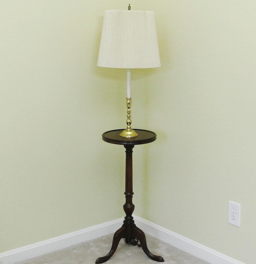 Knob creek floor lamp ebth for Floor lamp knob