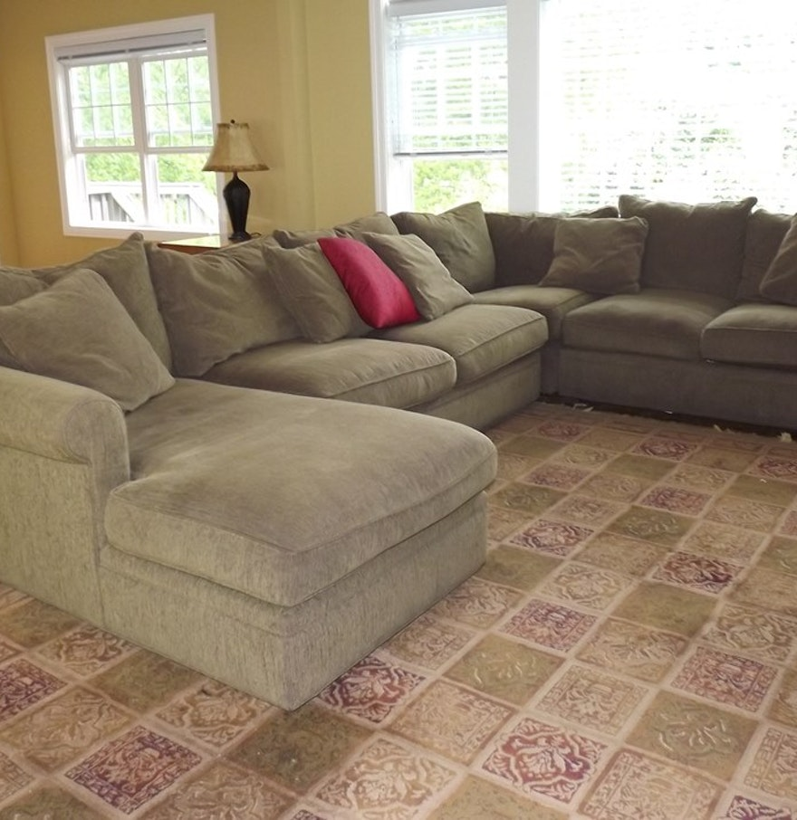 Arhaus sectional sofa refil sofa for Sectional sofas arhaus