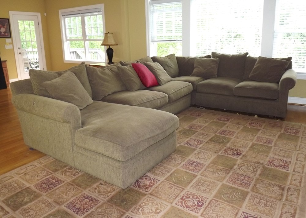 Sectional Sofa By Arhaus Furniture ...