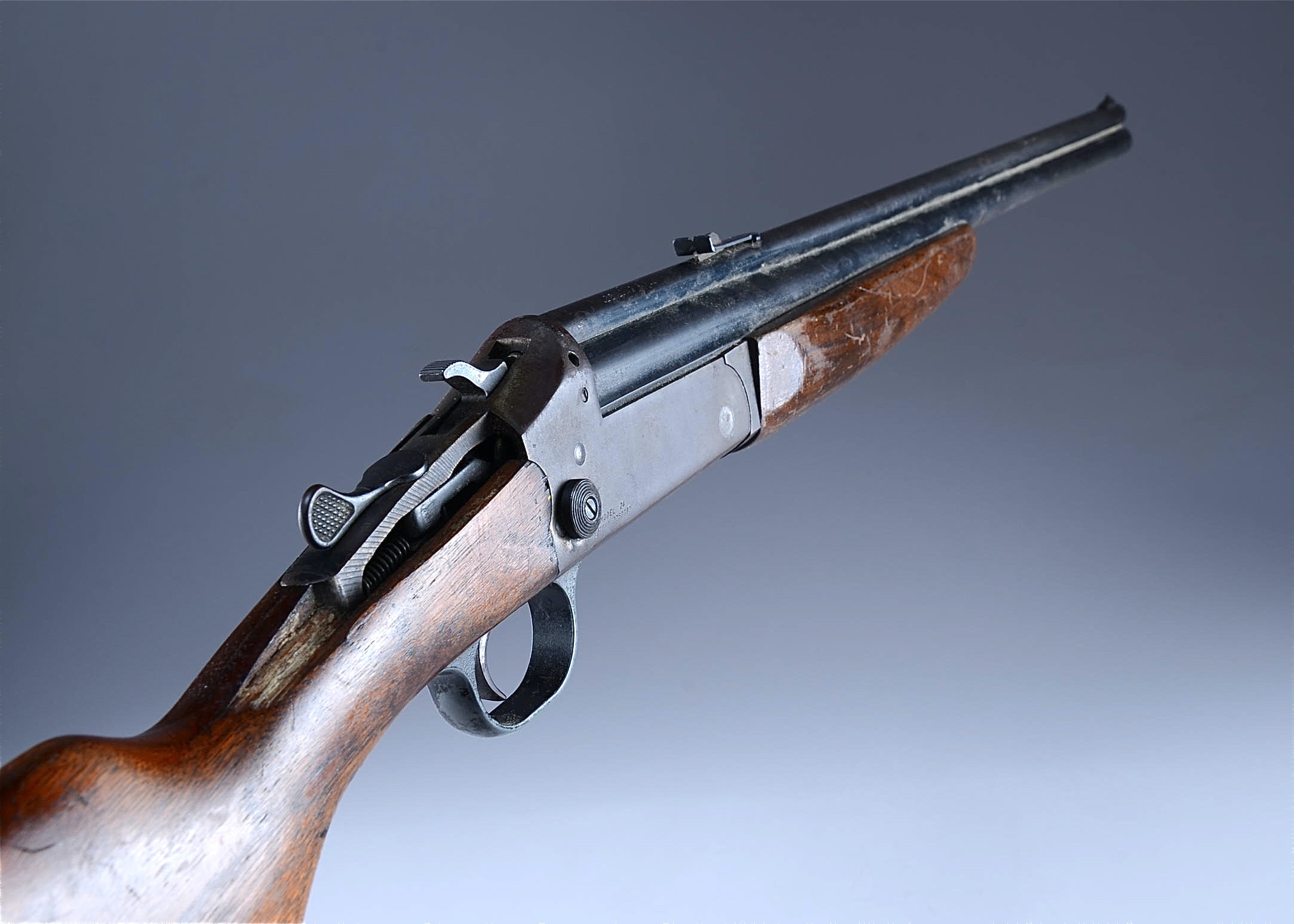 SAVAGE Model 24 Combination Gun .22 LR over .410 bore