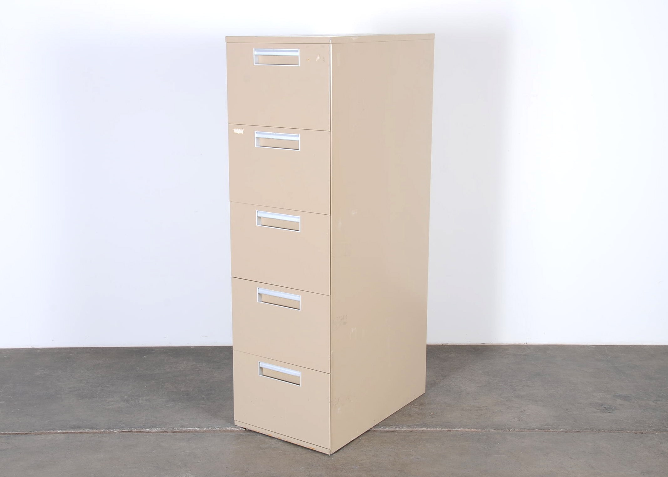Five Drawer Lateral File Cabinet ...