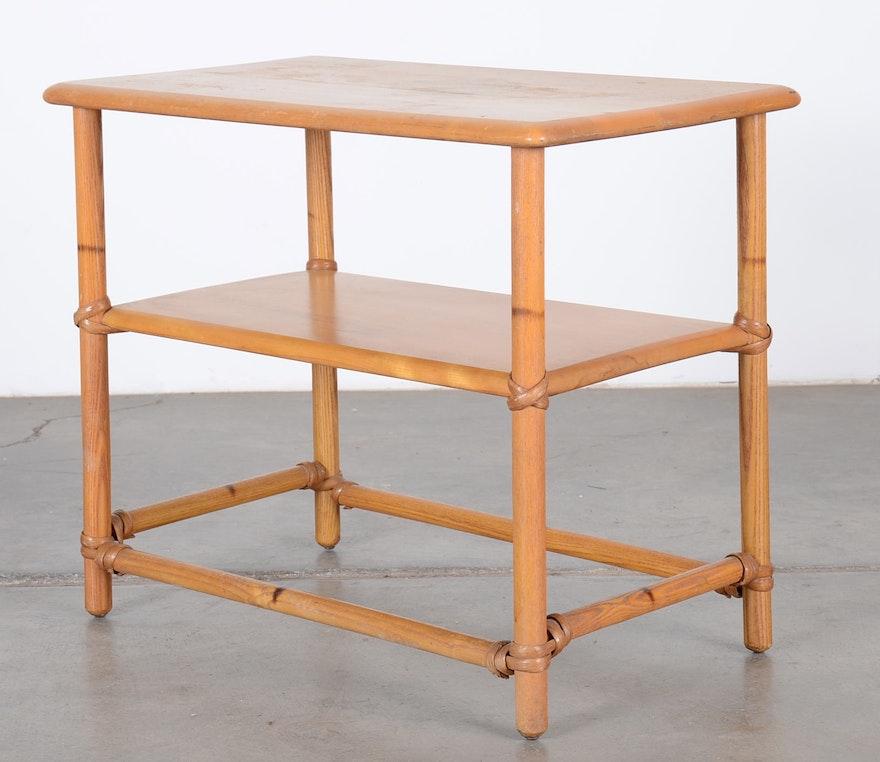 Mid Century Heywood Wakefield Rattan Patio Furniture Ebth