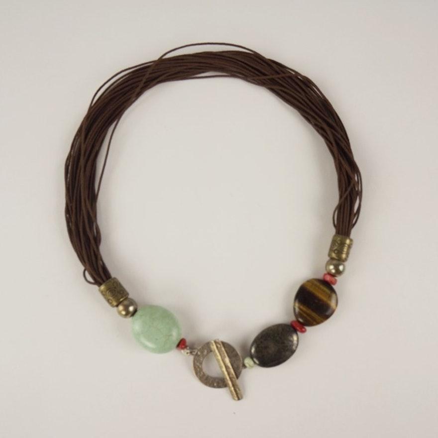 Stunning silpada necklace ebth stunning silpada necklace 1x1 aloadofball Images