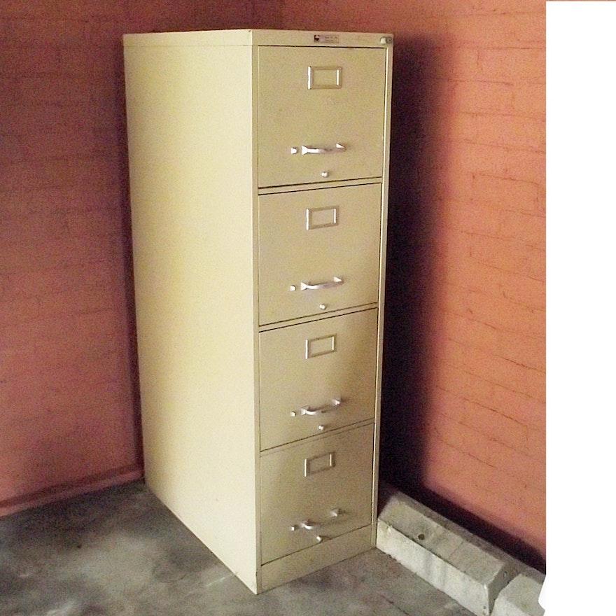 Art Steel Inc Steelmaster File Cabinet