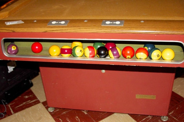 Sears championship pool table ebth for 07 08 championship table