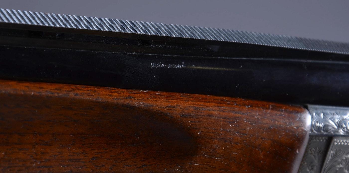 Maple Hill Auto >> B.C. Miroku 12Ga Over Under Skeet Shotgun, Diamond Grade ...