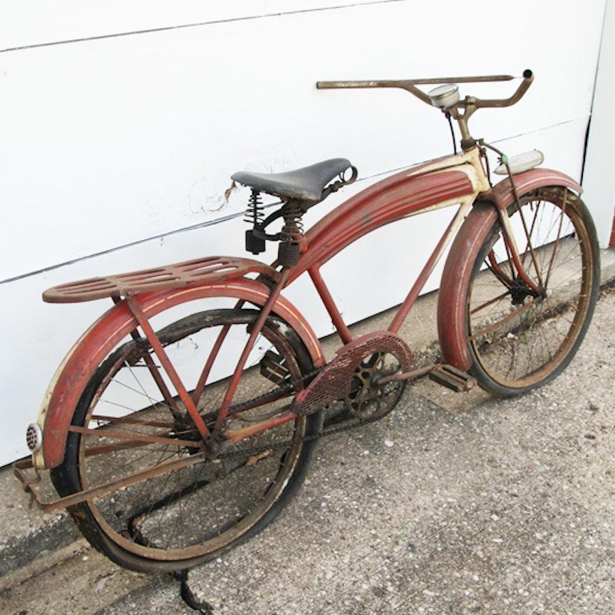 1950 S Dayton Huffman Men S Bike Ebth