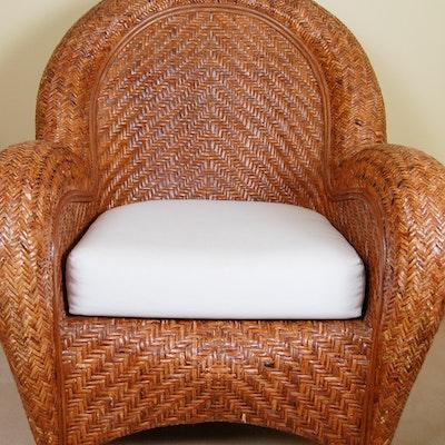 Bob Timberlake Salesman Sample Comb Back Chair Ebth