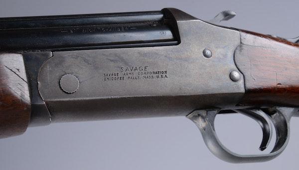 Model 24 Savage Arms Corporation Combination Rifle/Shotgun