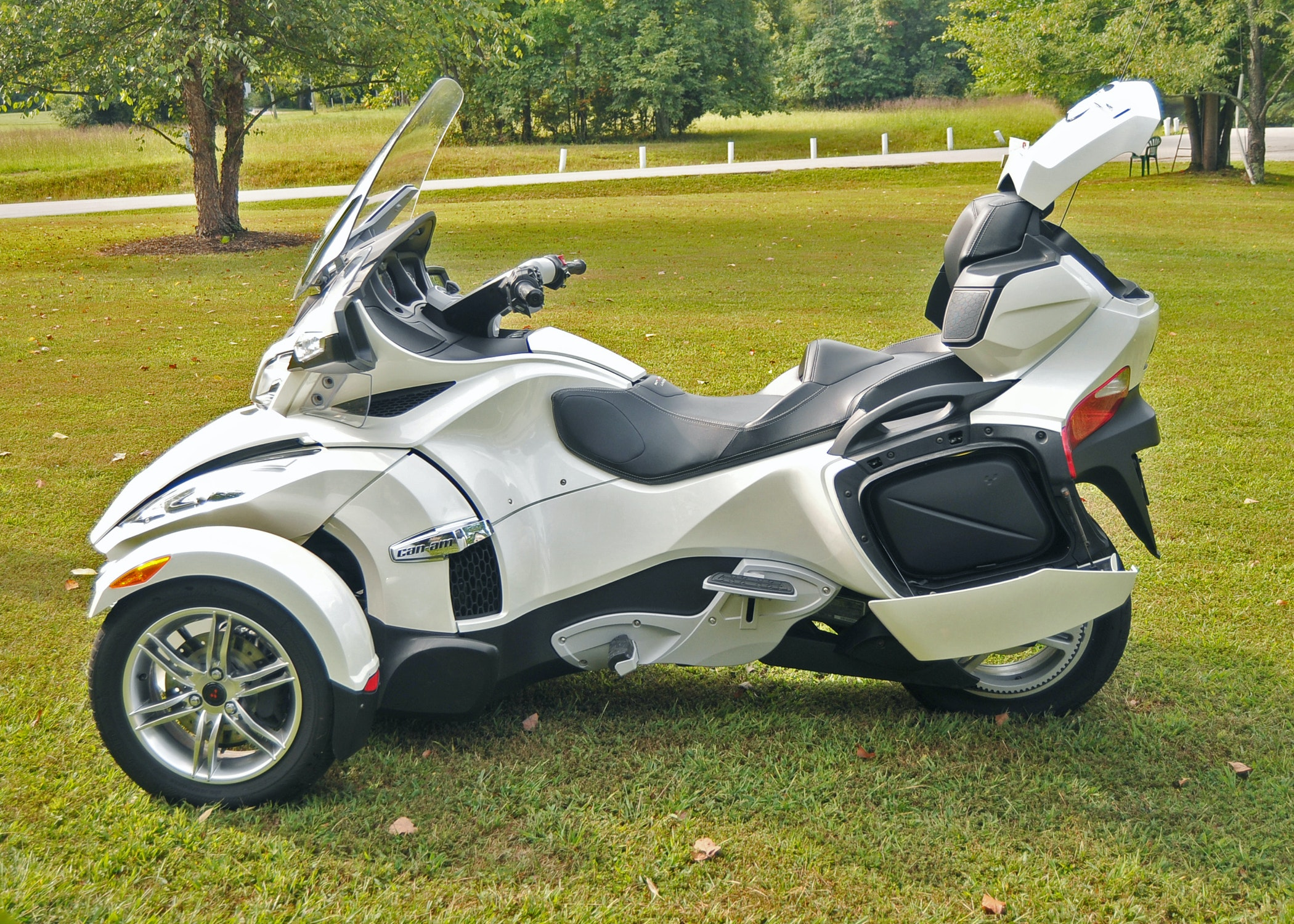 CanAm Spyder RT Limited 3 Wheel Motorcycle
