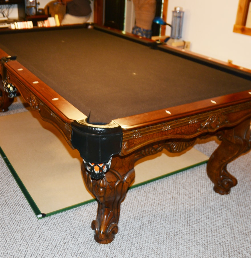 American heritage slate pool table with a ping pong table for 1 slate pool table