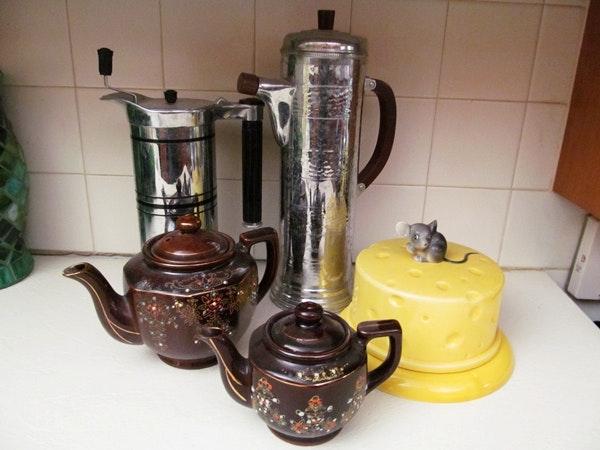 Vintage Kitchenware Grouping | EBTH
