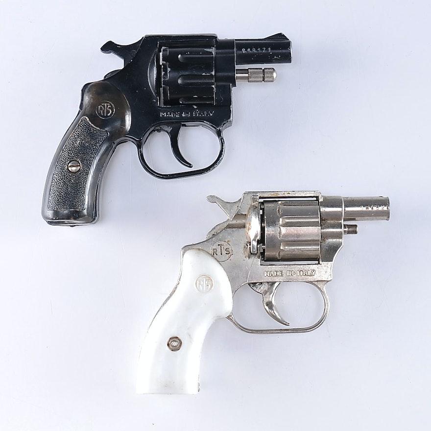 Two RTS  22 Caliber Blank Guns