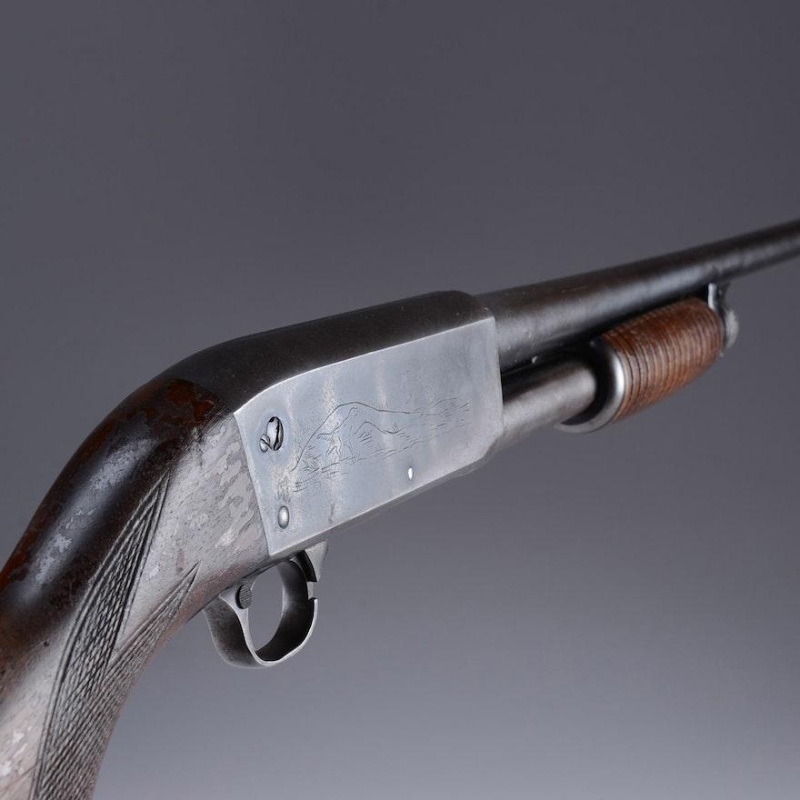 Model 37 shotgun ithaca A's Blog:
