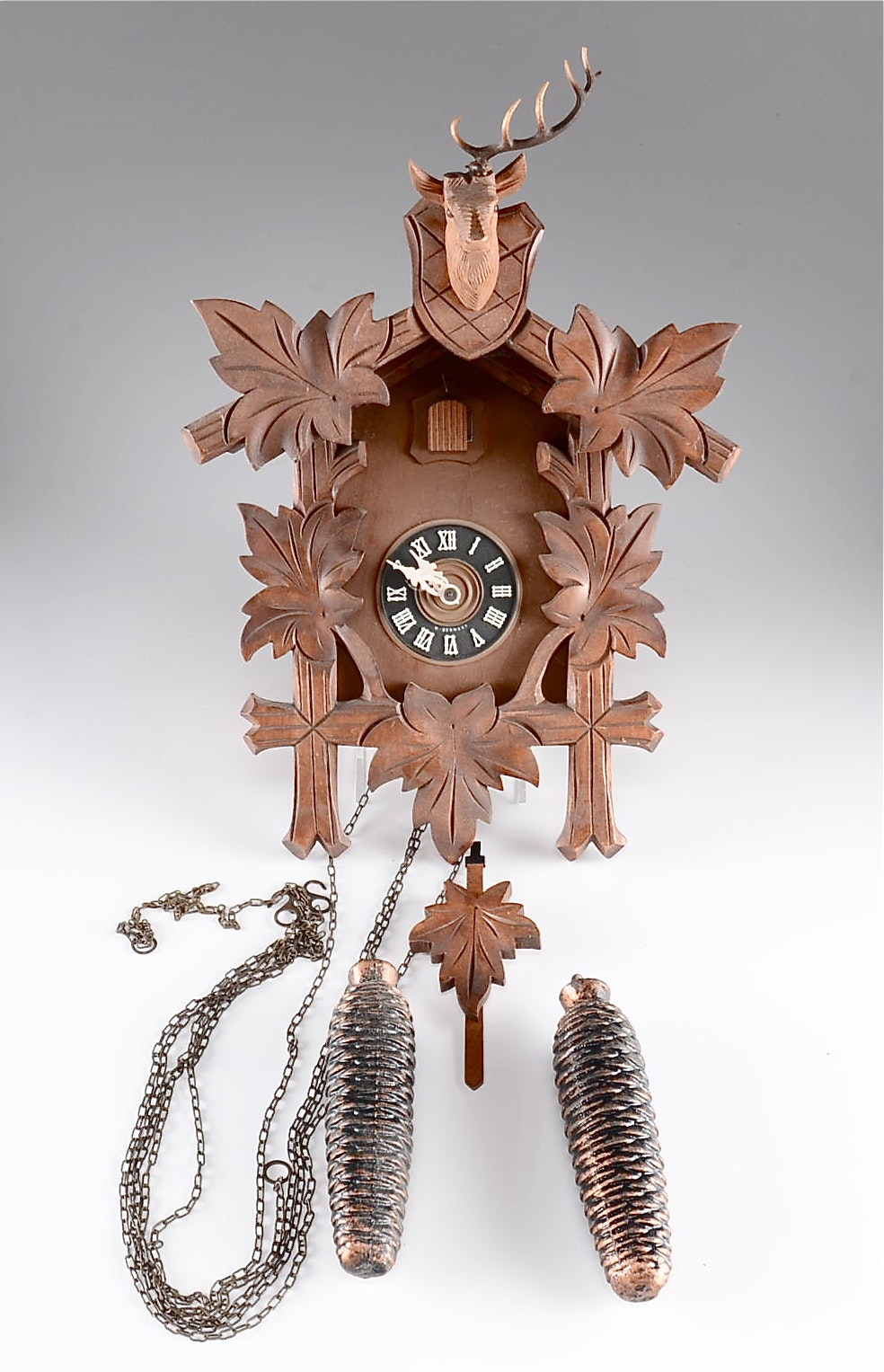 German Regula Cuckoo Wall Clock Ebth