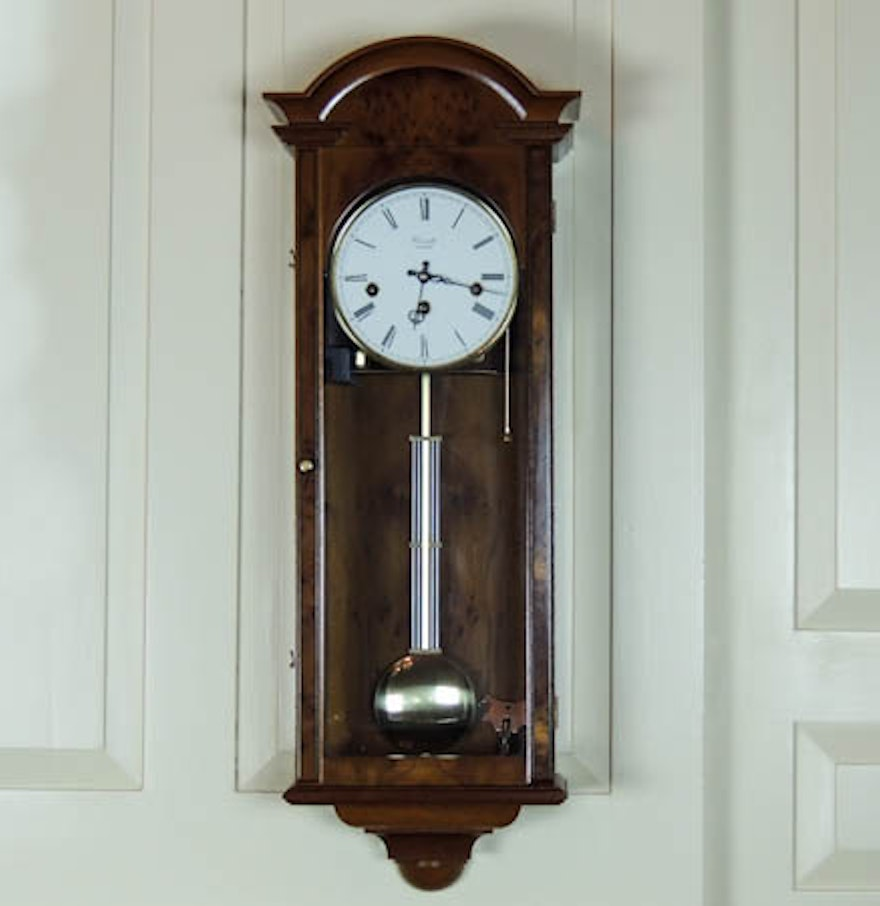Comitti of london pendulum wall clock ebth comitti of london pendulum wall clock amipublicfo Images