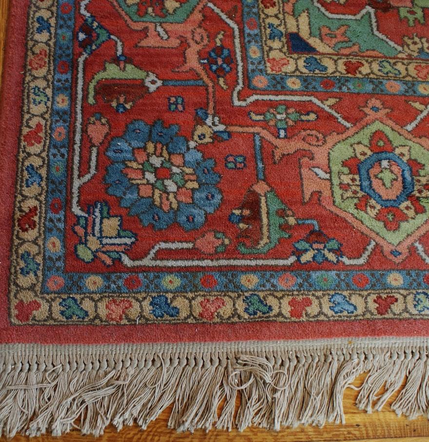 Karastan Wool 8 X 10 Oriental Style Area Rug : EBTH