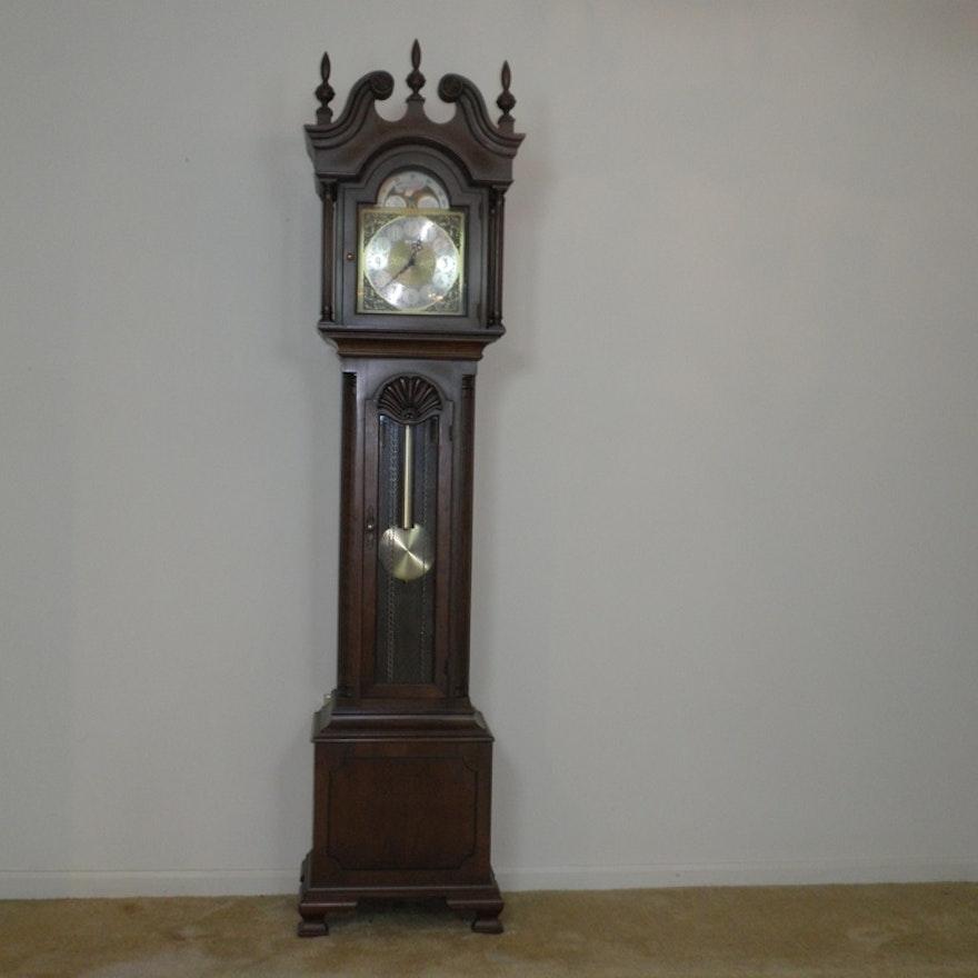 Howard Miller Grandfather Clock By Barwick Ebth
