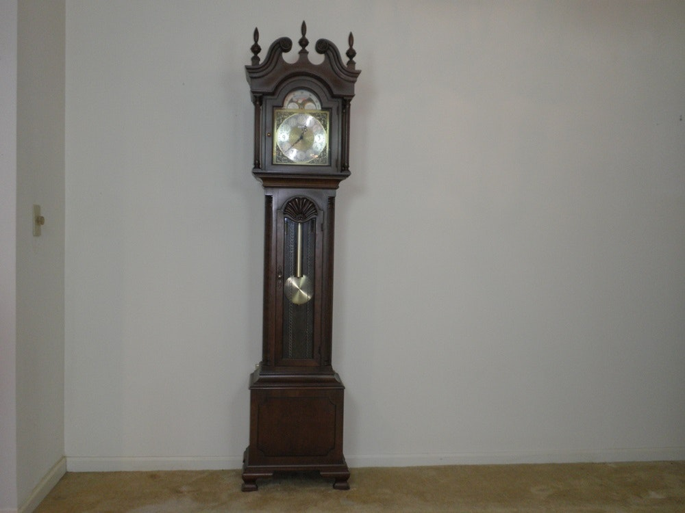 howard miller grandfather clock by barwick