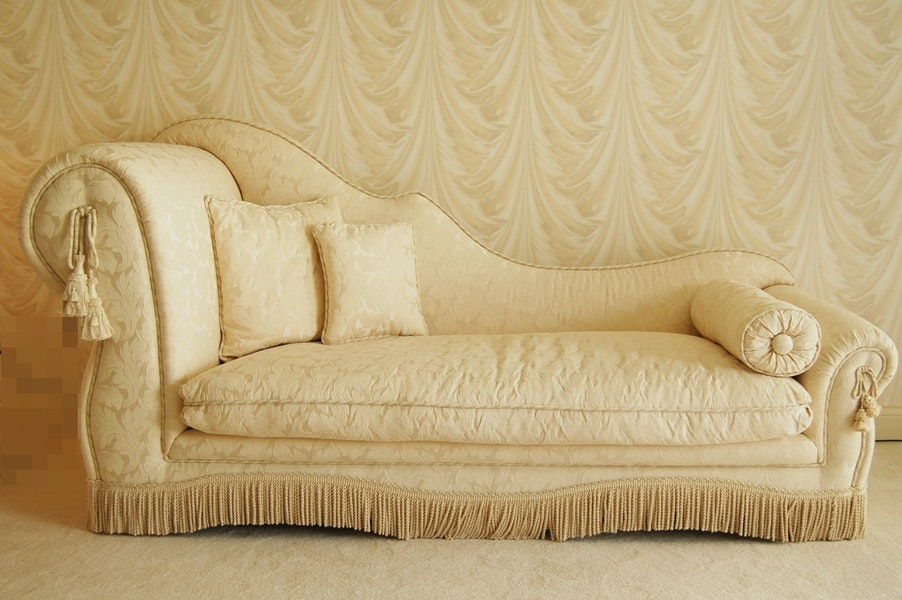 Lin Rose Chaise Lounge