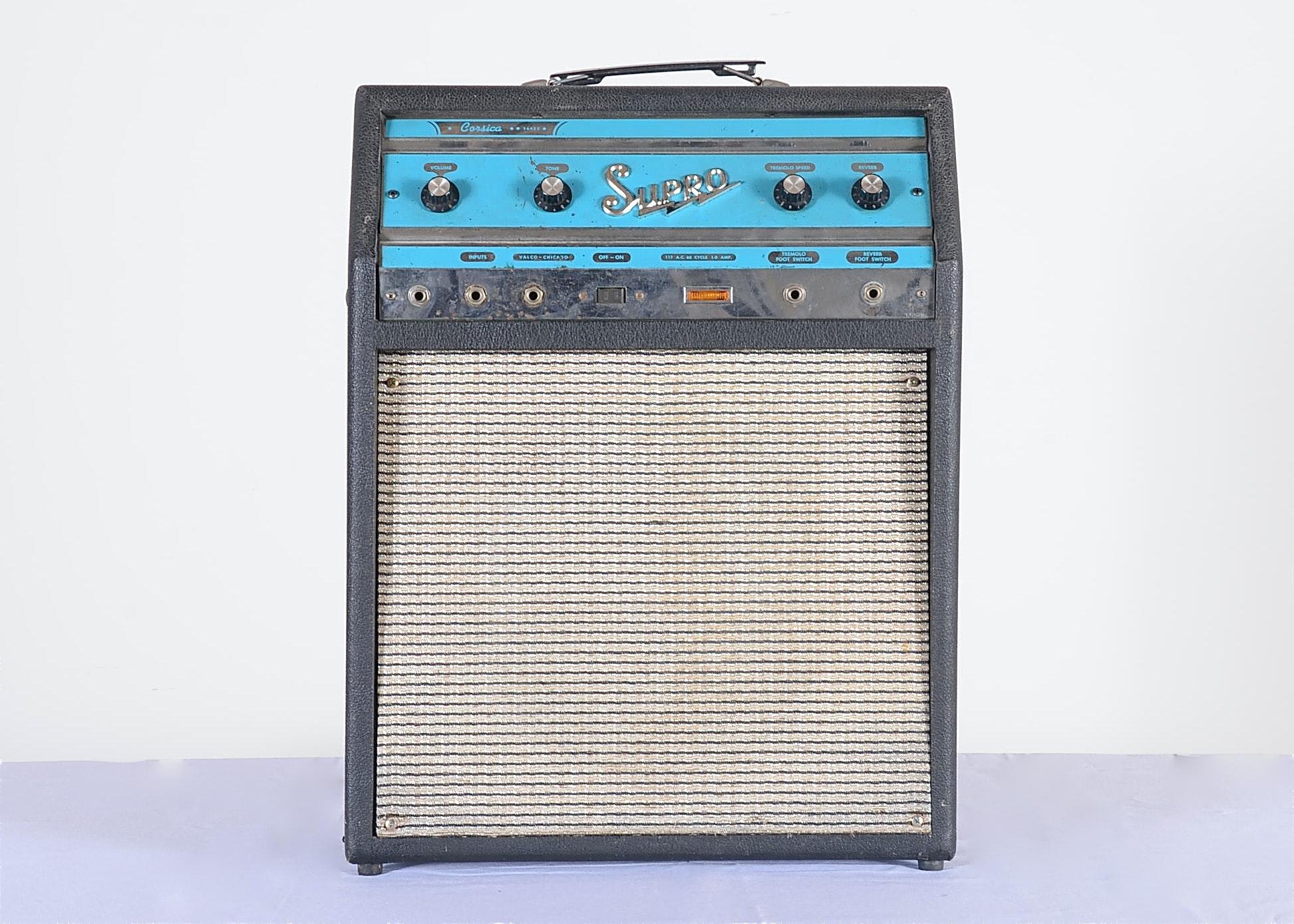 Vintage Supro Corsica 56622 Amplifier