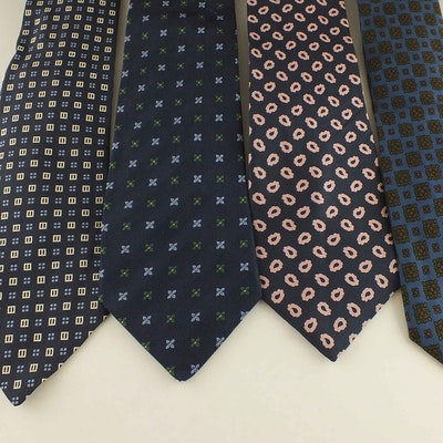 Burberry's Ties